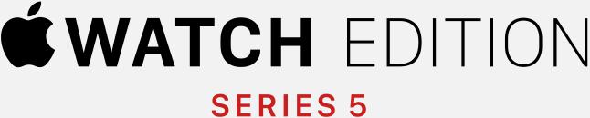 Apple Watch Edition Series 5