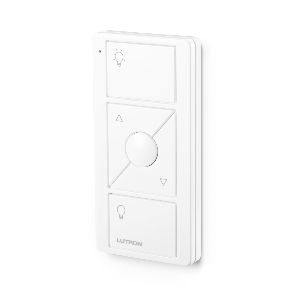 Lutron Wireless Switch >> Lutron Caseta Wireless In Wall Light Dimmer With Remote