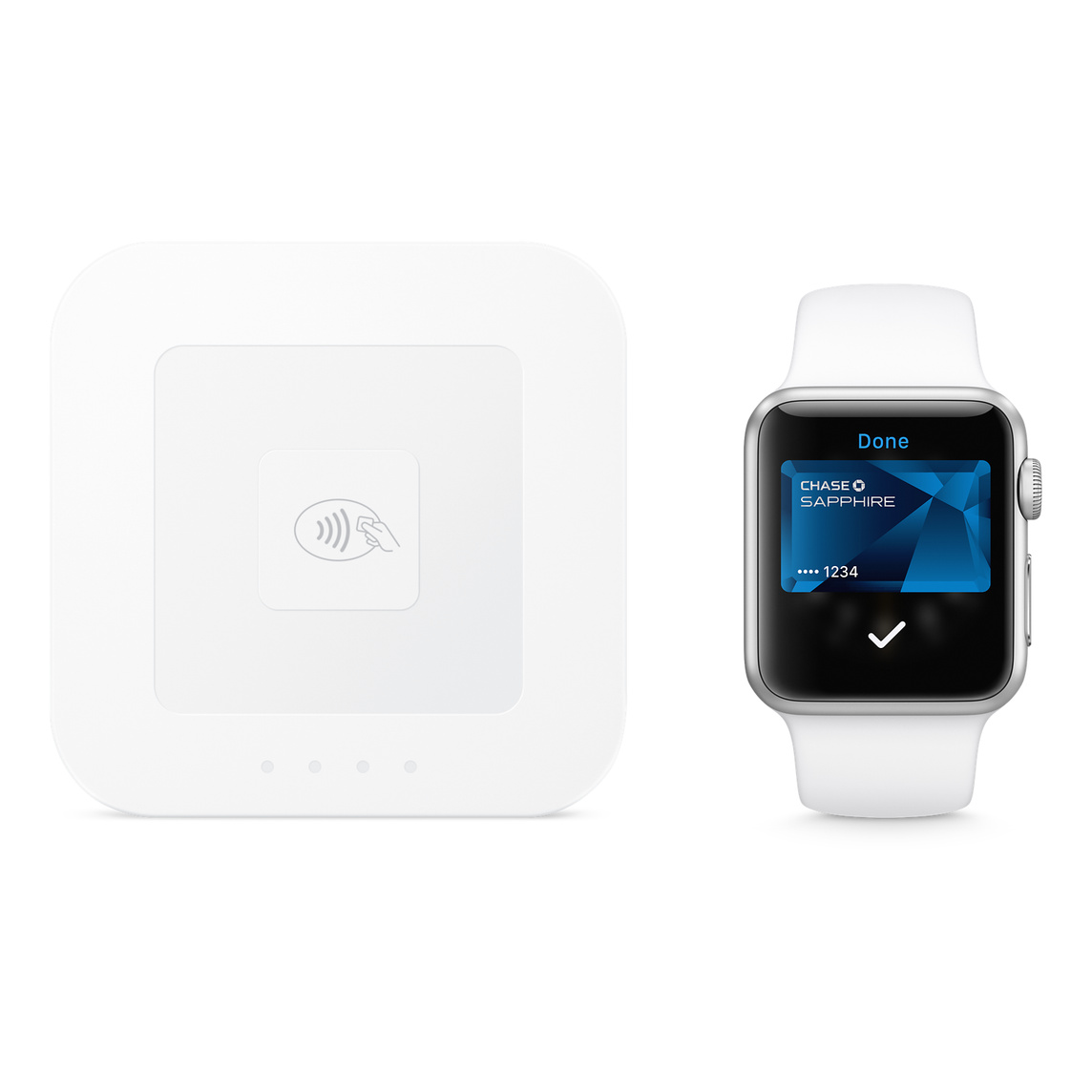 212d5edbc0071 Square Reader + Apple Pay and Chip Cards - Apple
