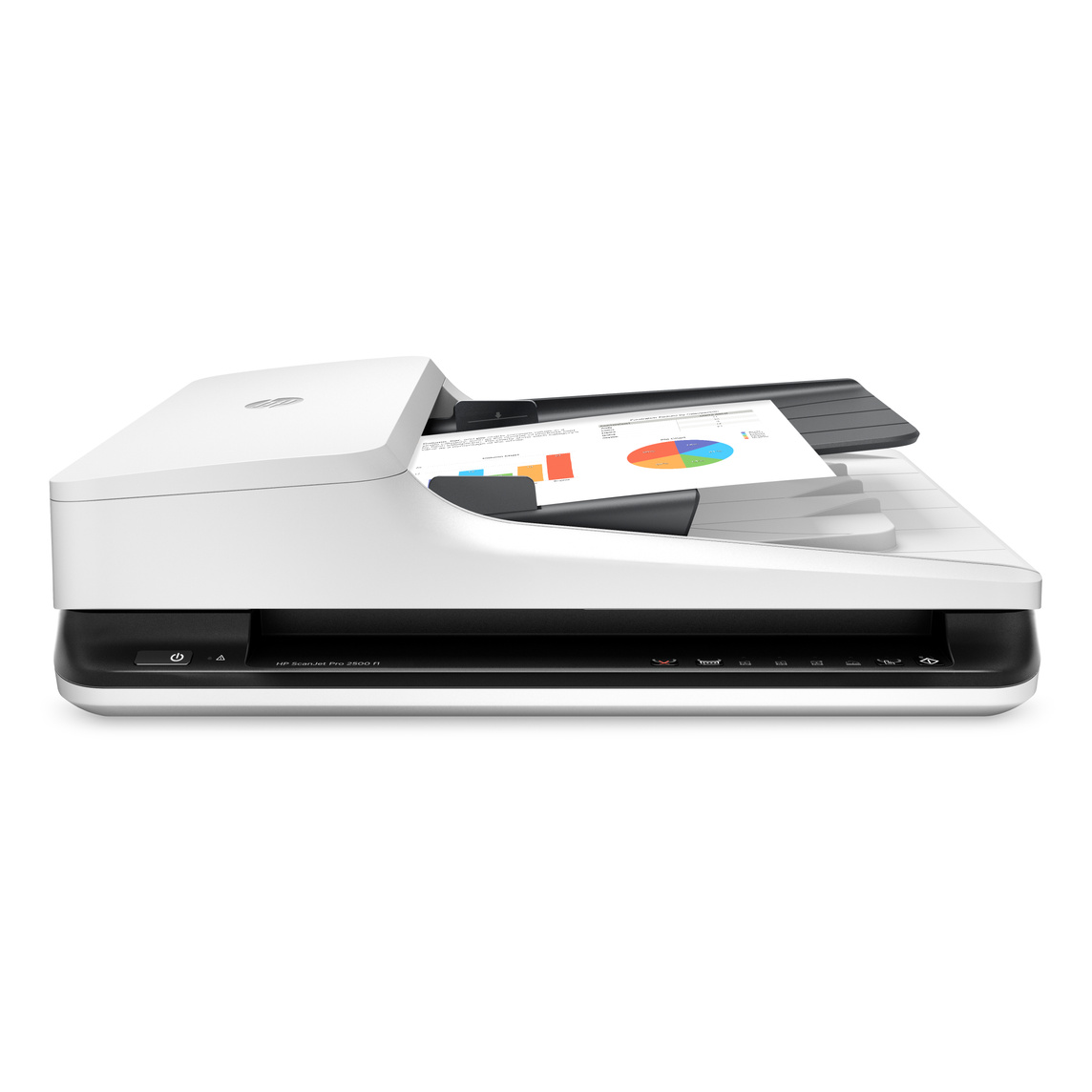 HP ScanJet Pro 2500 f1 Flatbed Desktop Scanner