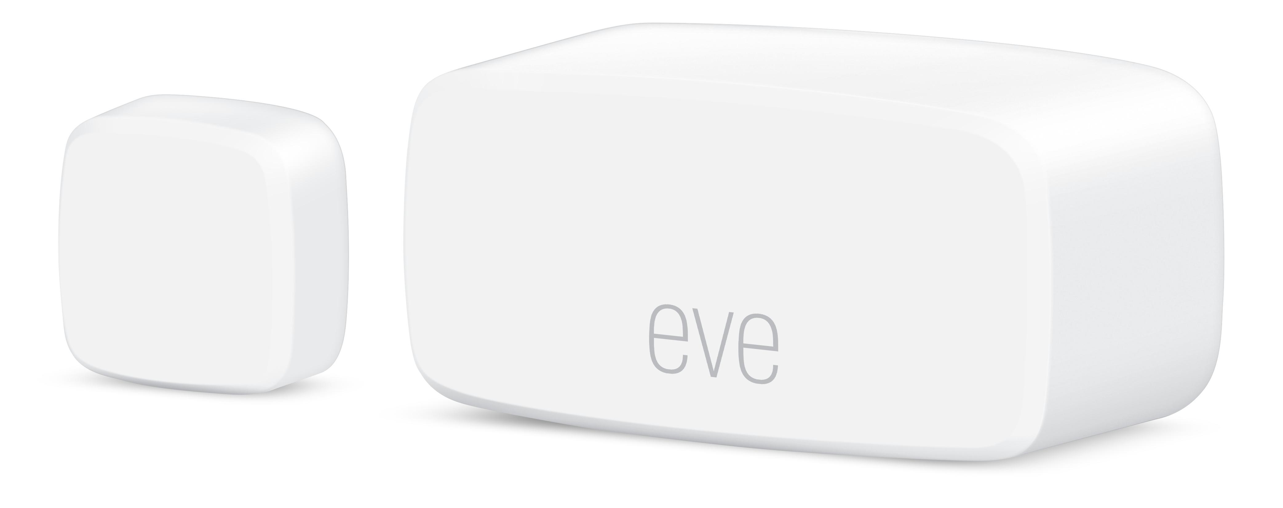 Questions about Eve Door & Window Wireless Contact Sensor