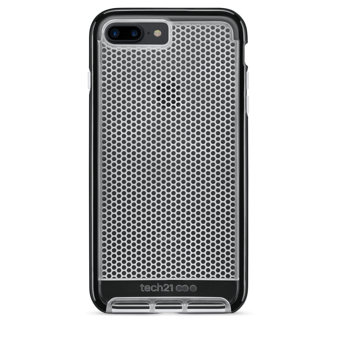 pretty nice d6b89 a6d0e Tech21 Evo Mesh Case for iPhone 8 Plus/7 Plus