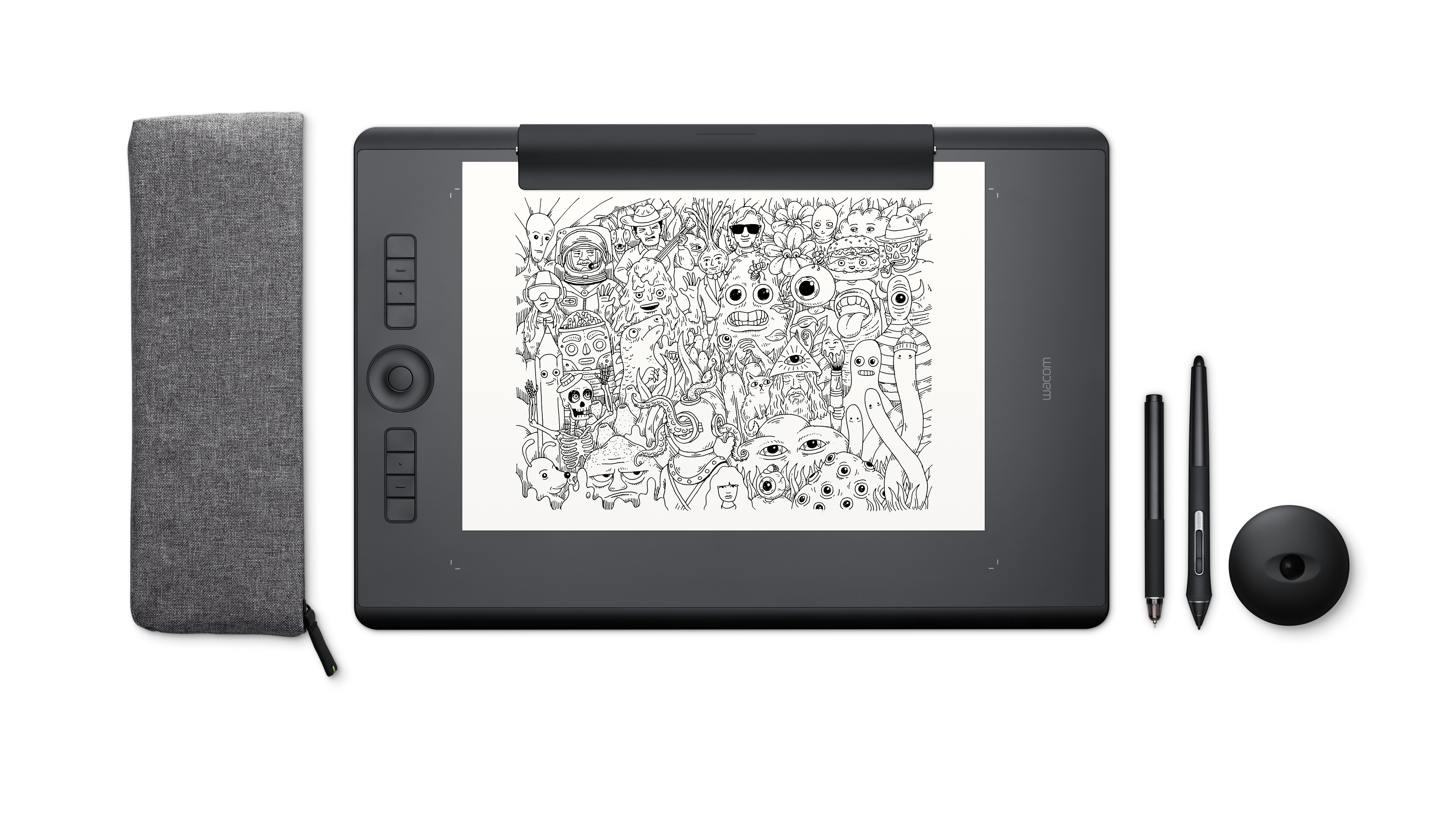 Wacom Intuos Pro Paper Edition Graphic Drawing Tablet Large