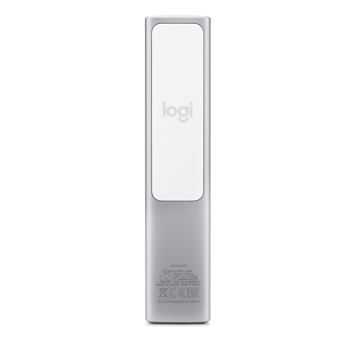 Logitech Spotlight Presentation Remote Apple
