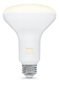Philips Hue White Ambiance Wireless LED Flood Light BR30