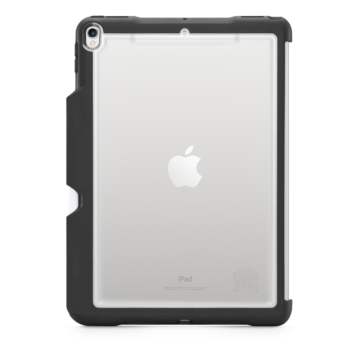uk availability f62a3 b0020 STM Dux Shell Case for 10.5-inch iPad Pro