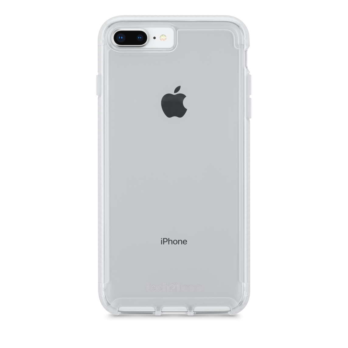 new concept 0c74a e0e1f Tech21 Pure Clear Case for iPhone 8 Plus/7 Plus