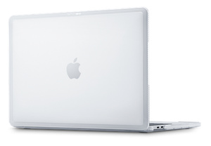 Capa Pure Clear De 13 Pol Da Tech 21 Para Macbook Pro Com Thunderbolt 3 Usb C Transparente Apple Br