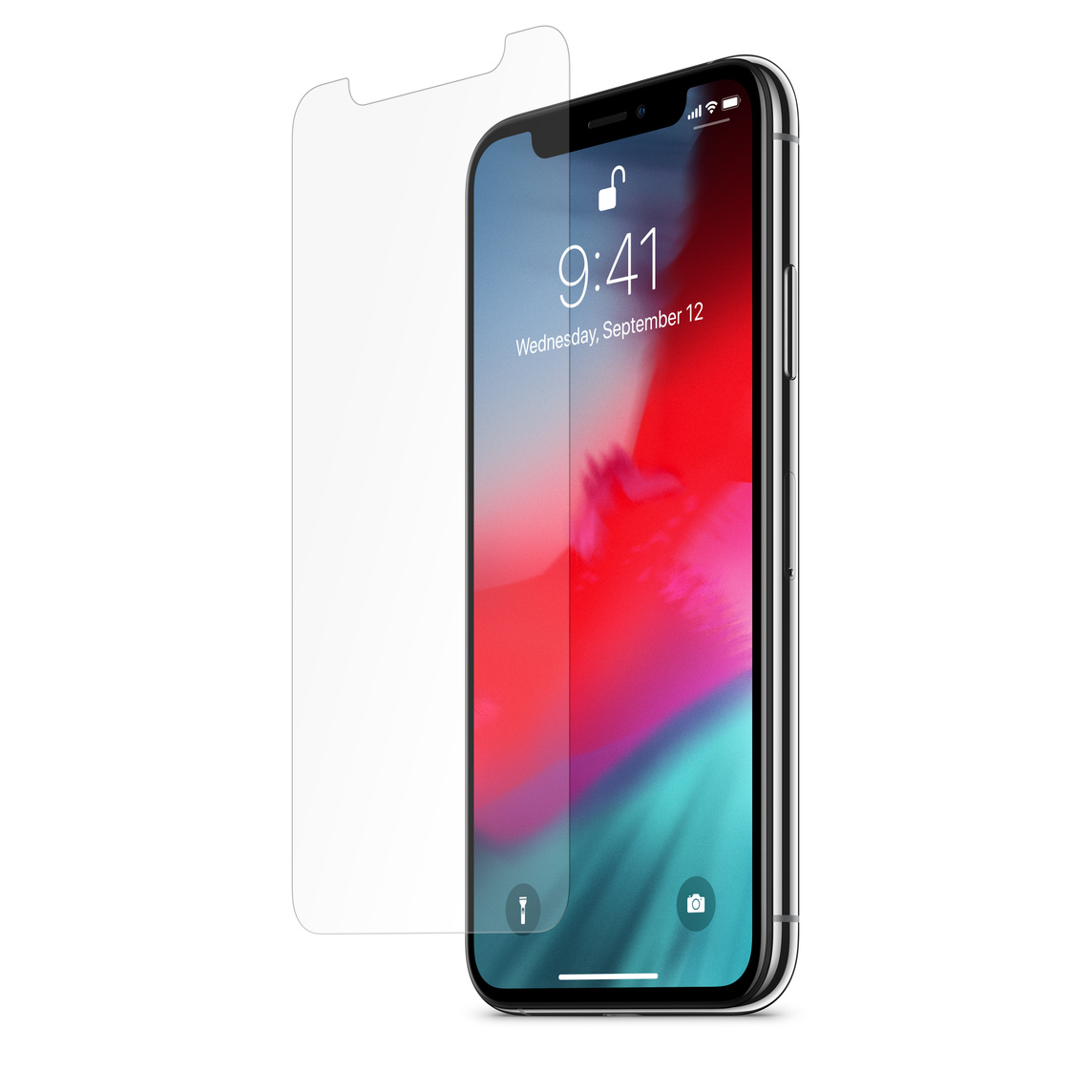 new concept d56aa 5c26f Belkin Anti-Glare Screen Protection for iPhone X / XS - Apple ...