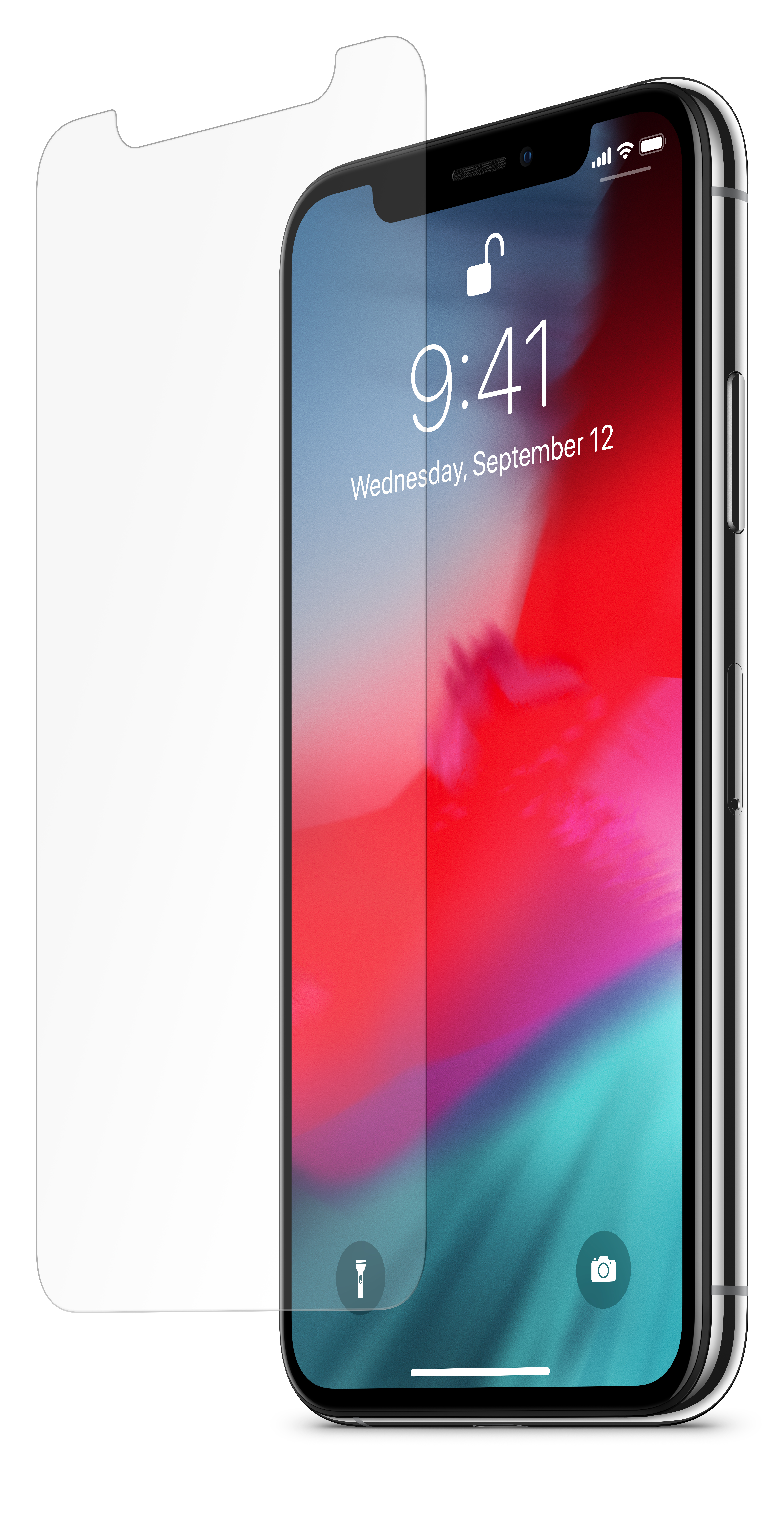 reputable site cee5b 63fb3 Belkin Anti-Glare Screen Protection for iPhone X / XS