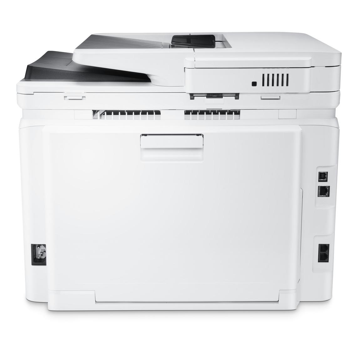 HP LaserJet Pro M281fdw All-in-One Wireless Color Printer