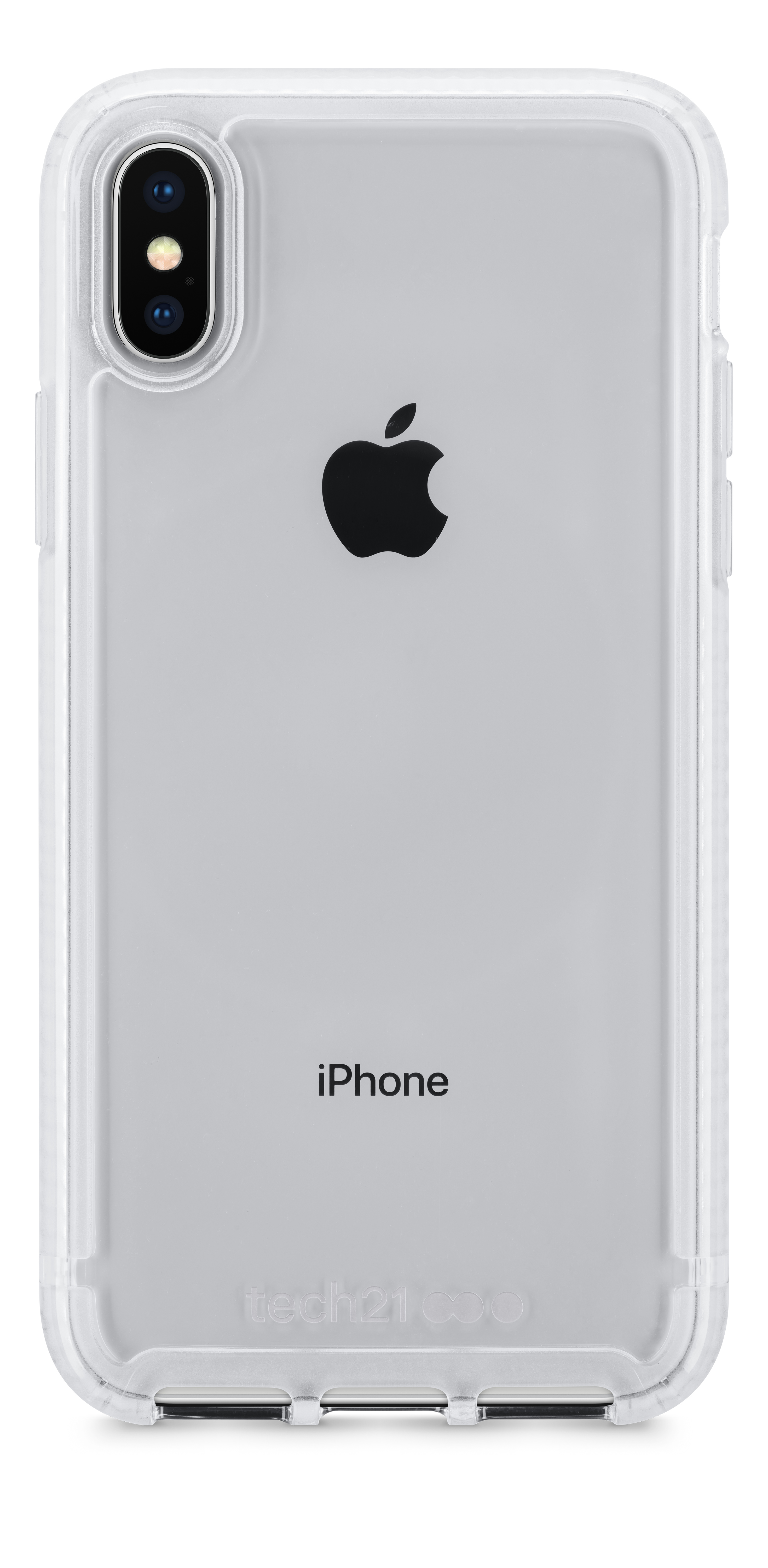 buy online c8953 f6023 Tech21 Pure Clear Case for iPhone X