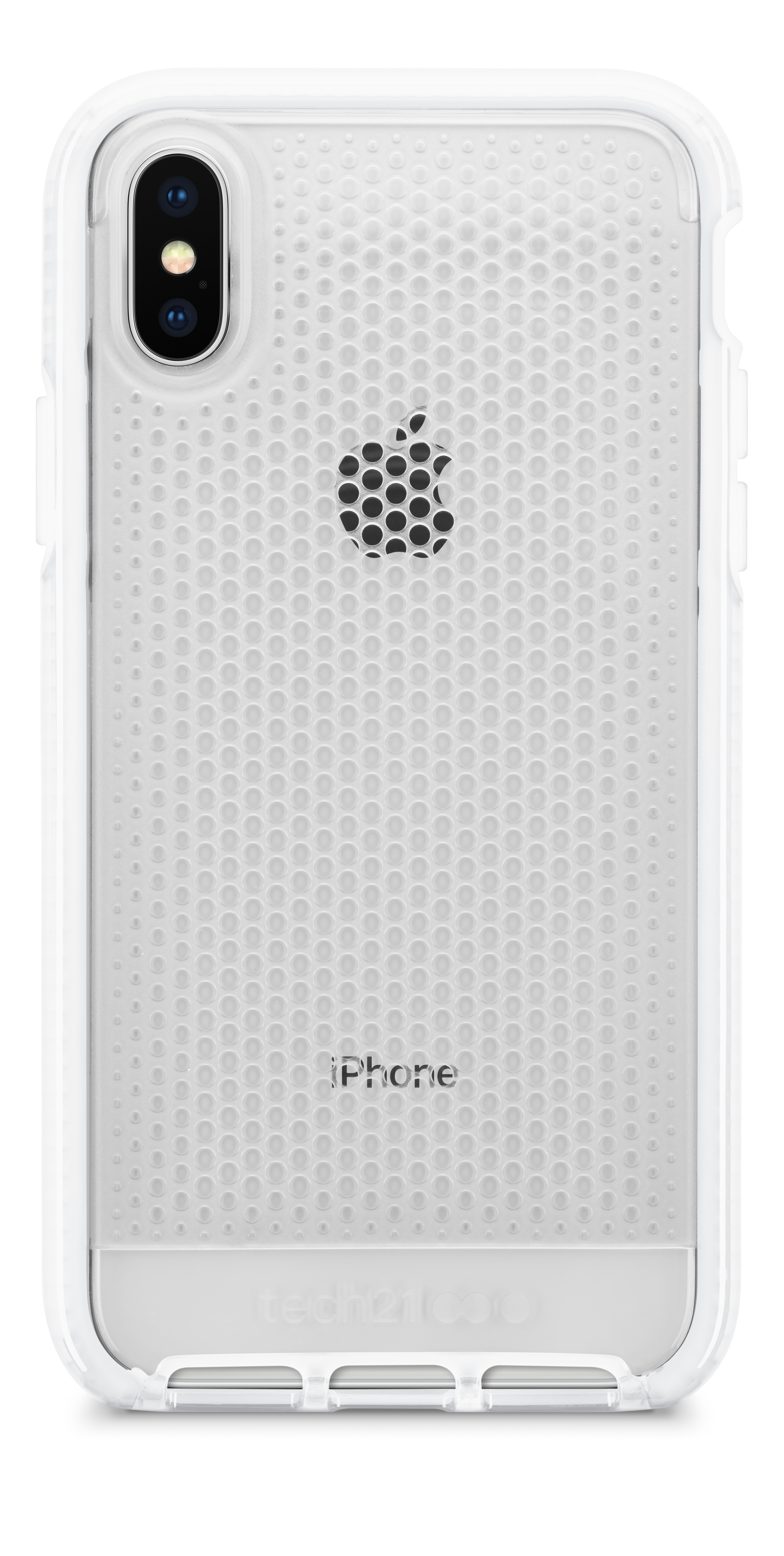 low priced ff940 7336e Tech21 Evo Mesh Case for iPhone X