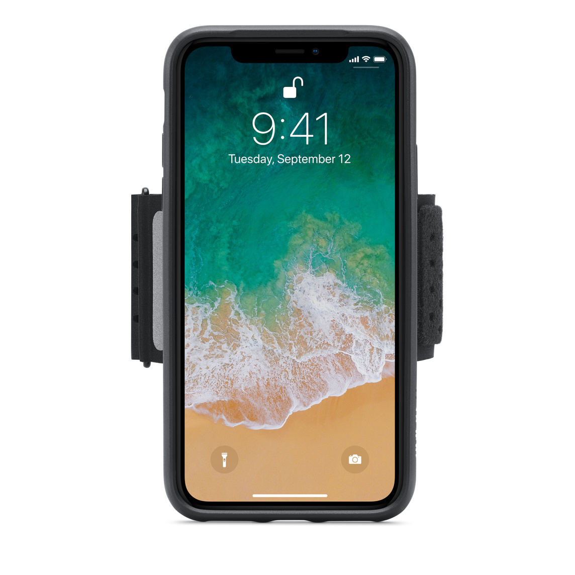 newest a5b81 9a9d6 Belkin Fitness Armband for iPhone X