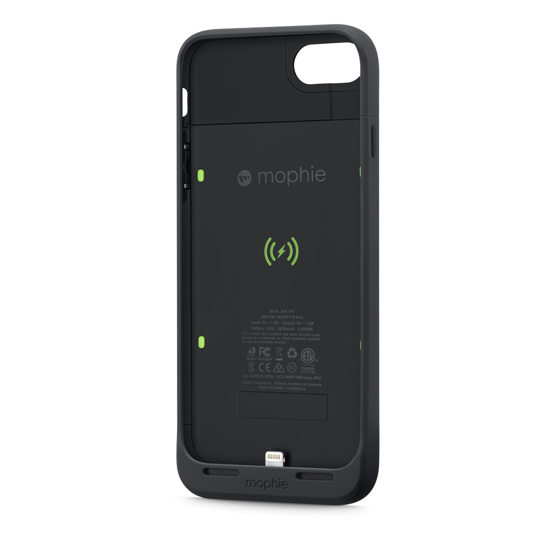 new concept 081f5 a777b mophie juice pack wireless for iPhone 8/7