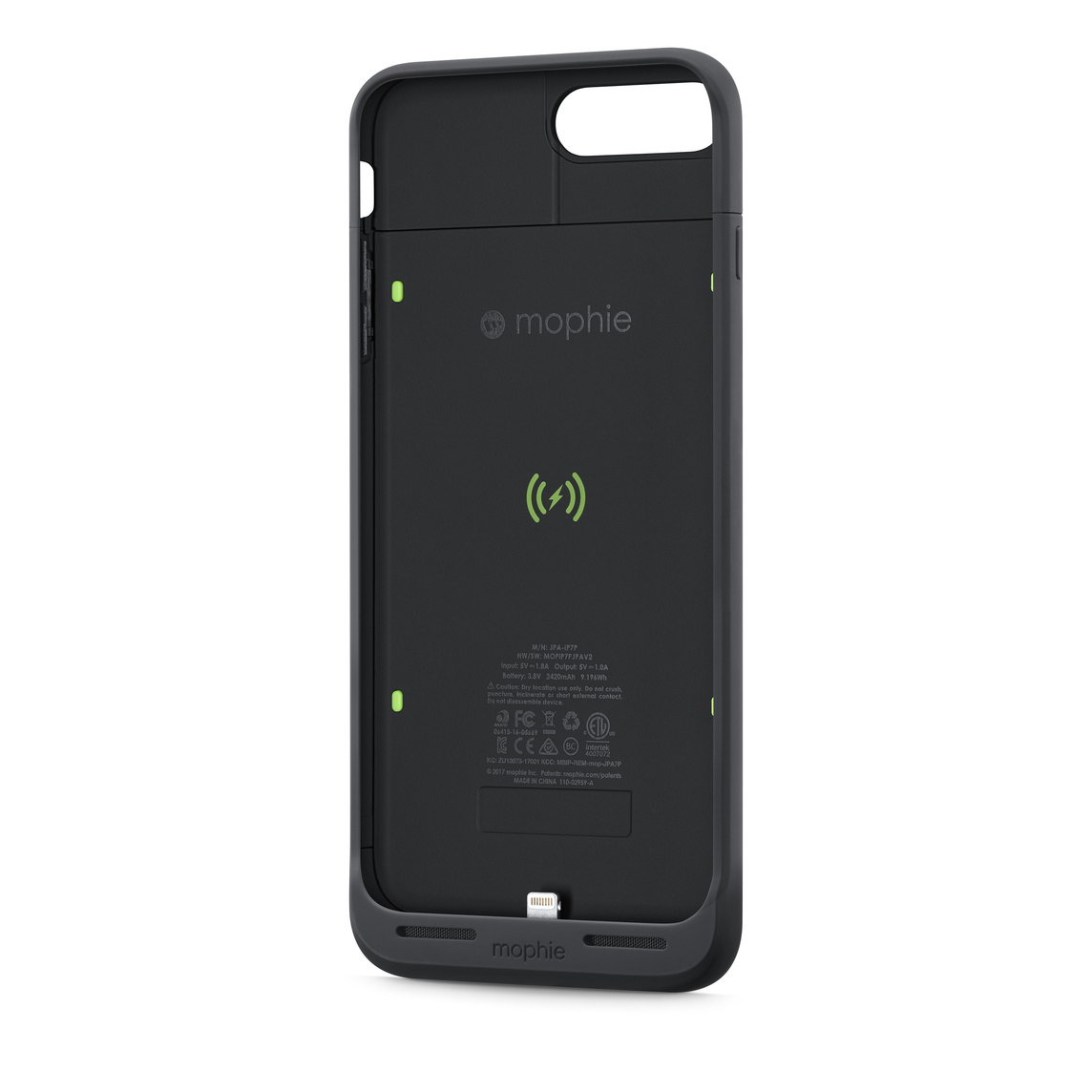 brand new 1d9c0 bc338 mophie juice pack wireless for iPhone 8 Plus/7 Plus