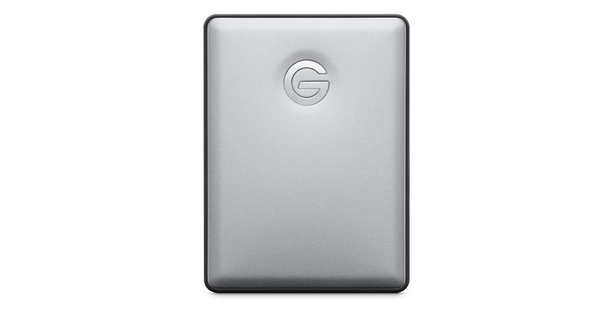 0G06072 G-Technology G-DRIVE mobile USB 3.0 2TB Open Box