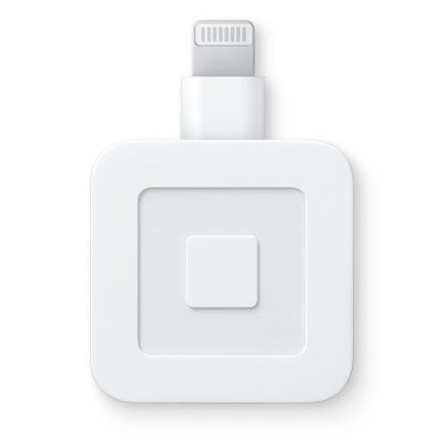 Square Reader + Apple Pay and Chip Cards