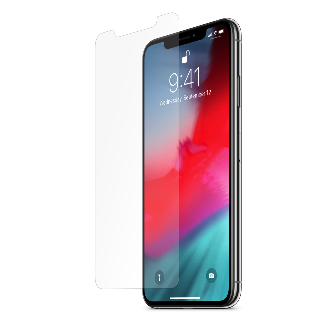 free shipping c3b8d 8d84b Belkin Anti-Glare Screen Protection for iPhone XS Max