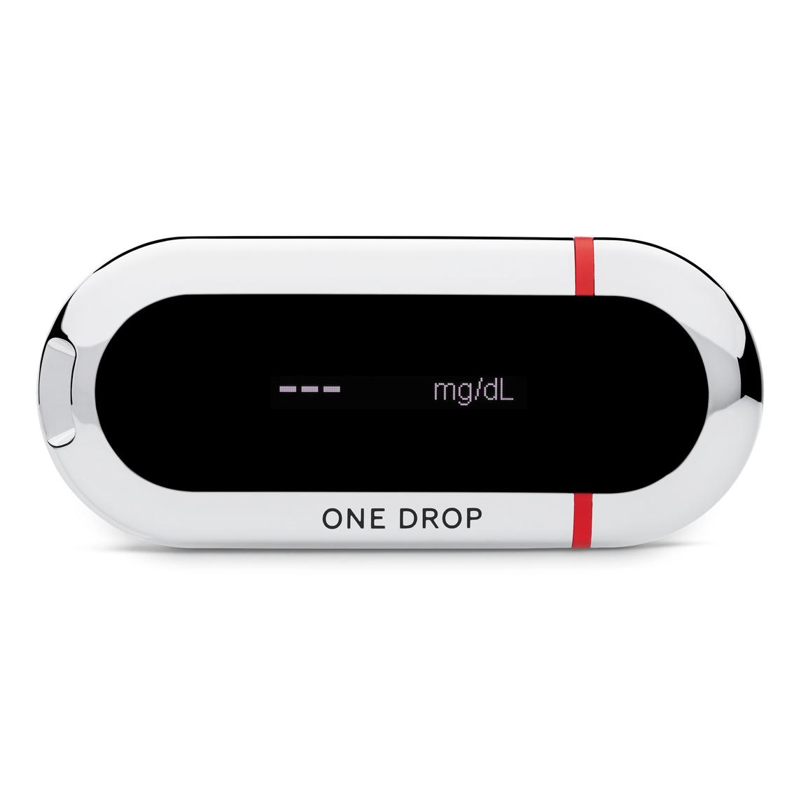 One Drop Chrome Blood Glucose Monitoring Kit
