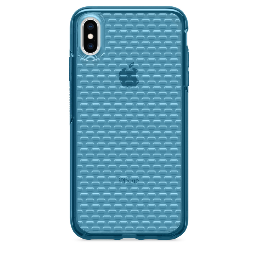 4a38f4bfa OtterBox Vue Series Case for iPhone XS Max - Storm River