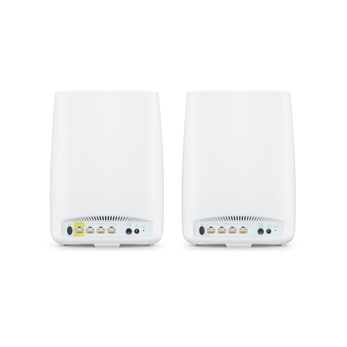 NETGEAR Orbi Whole Home Tri-Band Mesh Wi-Fi System (2-Pack)