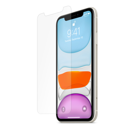 InvisiGlass Ultra Screen Protection for iPhone  XR