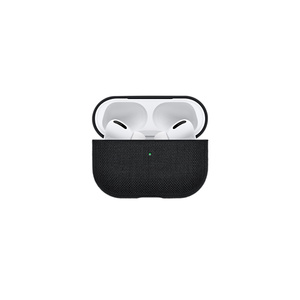 Incase Airpods Pro Case With Woolenex Black Apple