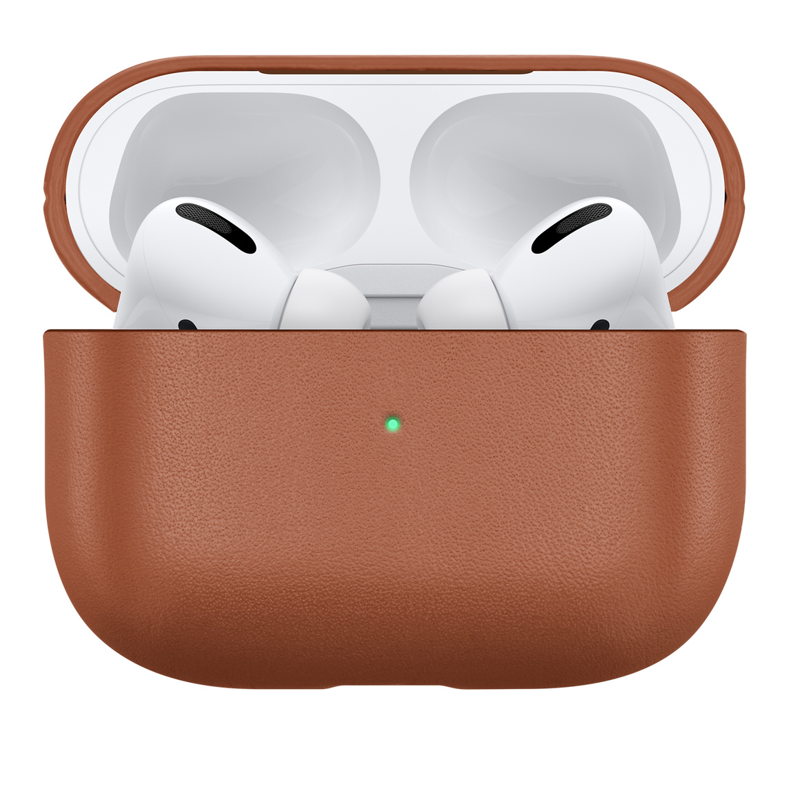 Native Union Leather Case For Airpods Pro Tan Apple