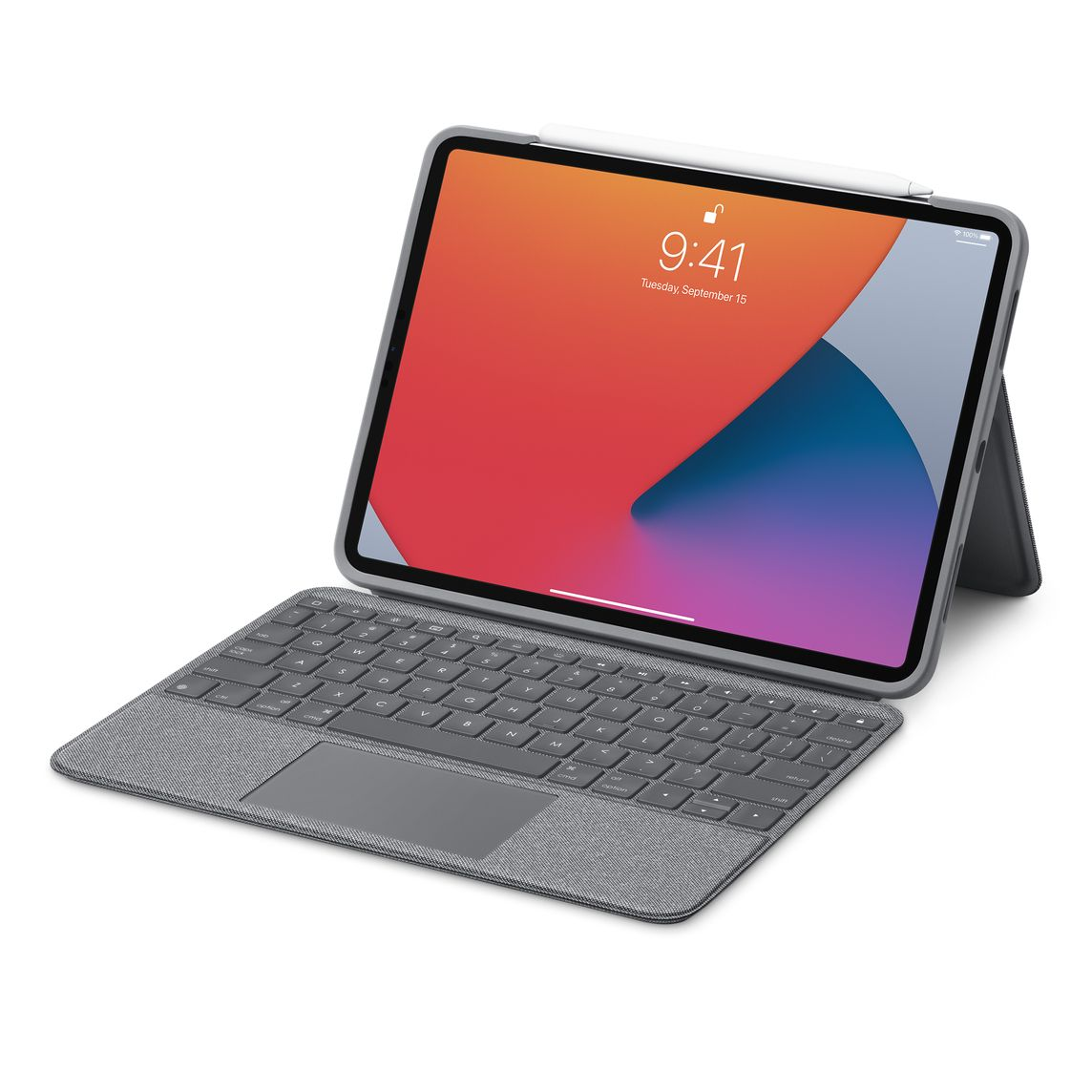 Logitech Folio Touch Keyboard Case With Trackpad For Ipad Pro 11 Inch 2nd Generation Apple