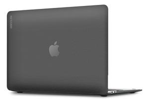 Carcasa r/ígida para Apple MacBook Pro de 13,3 Color Gris Oscuro Material de Lana Woolenex Incase Hardshell Mid 2020, M1-Late 2020