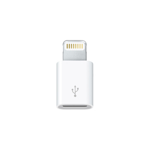 Micro USB To 8 Pin Adapter Converter Mini USB Cable Charger For iPhone 5s 6 6S 7