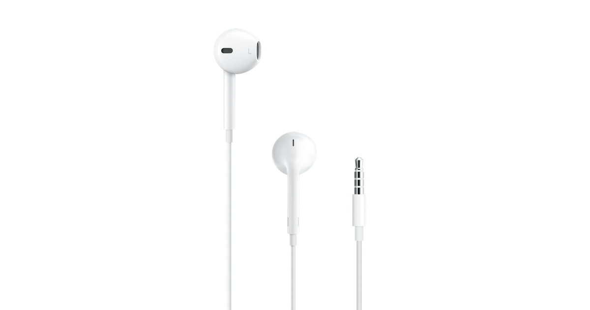 Earpods With 3 5 Mm Headphone Plug Apple