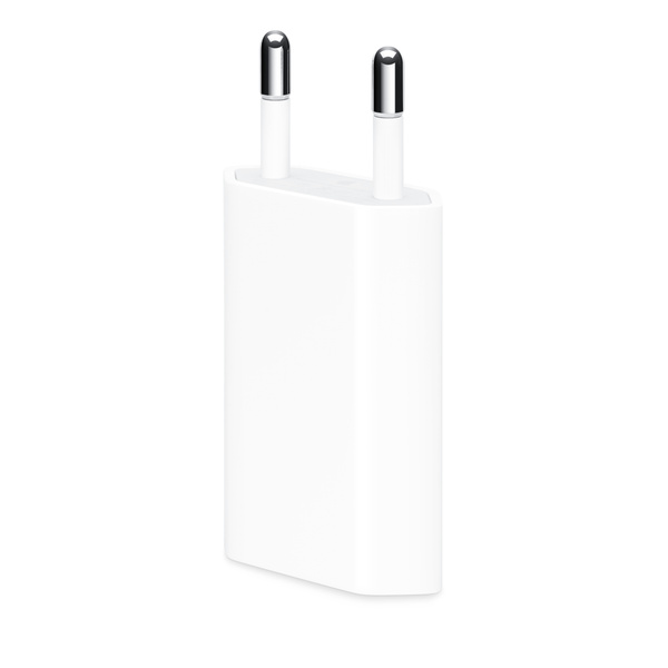 Carregador USB de 5W da Apple