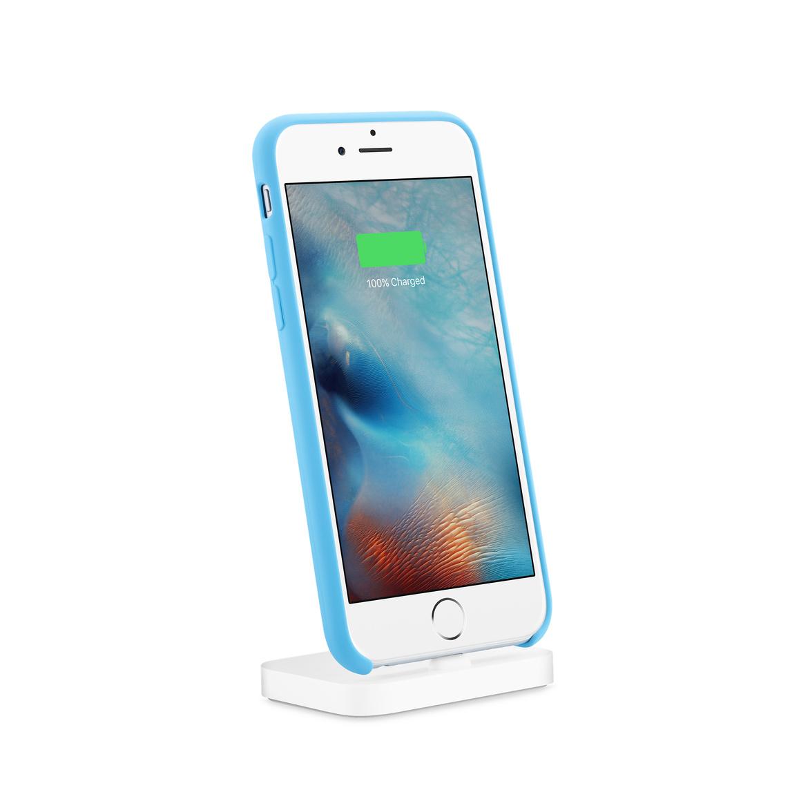 4f98b2e1d5171c iPhone Lightning Dock - White - Apple (CA)
