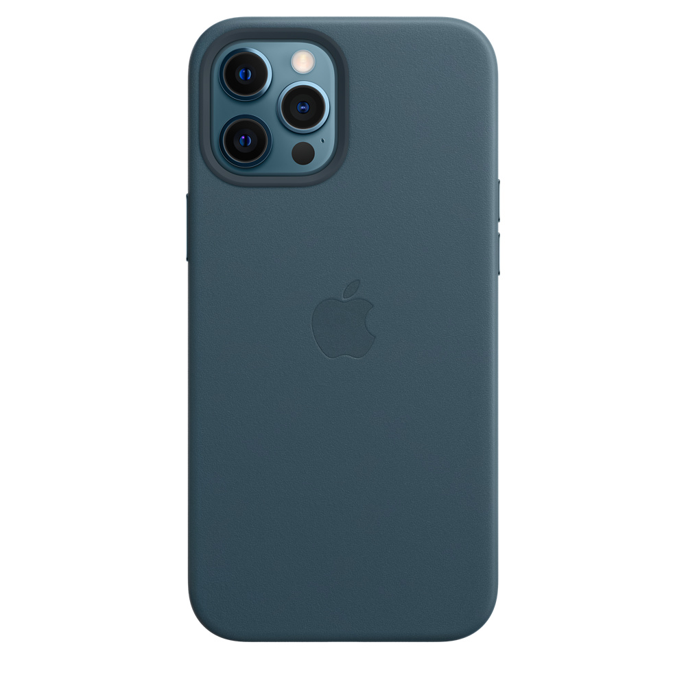 FUNDA APPLE - iPhone 12 Pro Max Leather Case with MagSafe