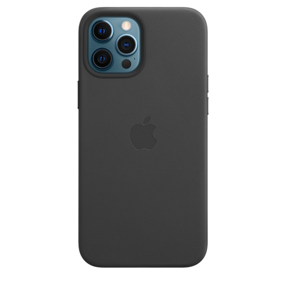 iPhone 12 Pro Max Leather Case with MagSafe