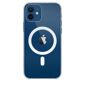 Capa Transparente Com Magsafe Para Iphone 12 12 Pro Apple Br