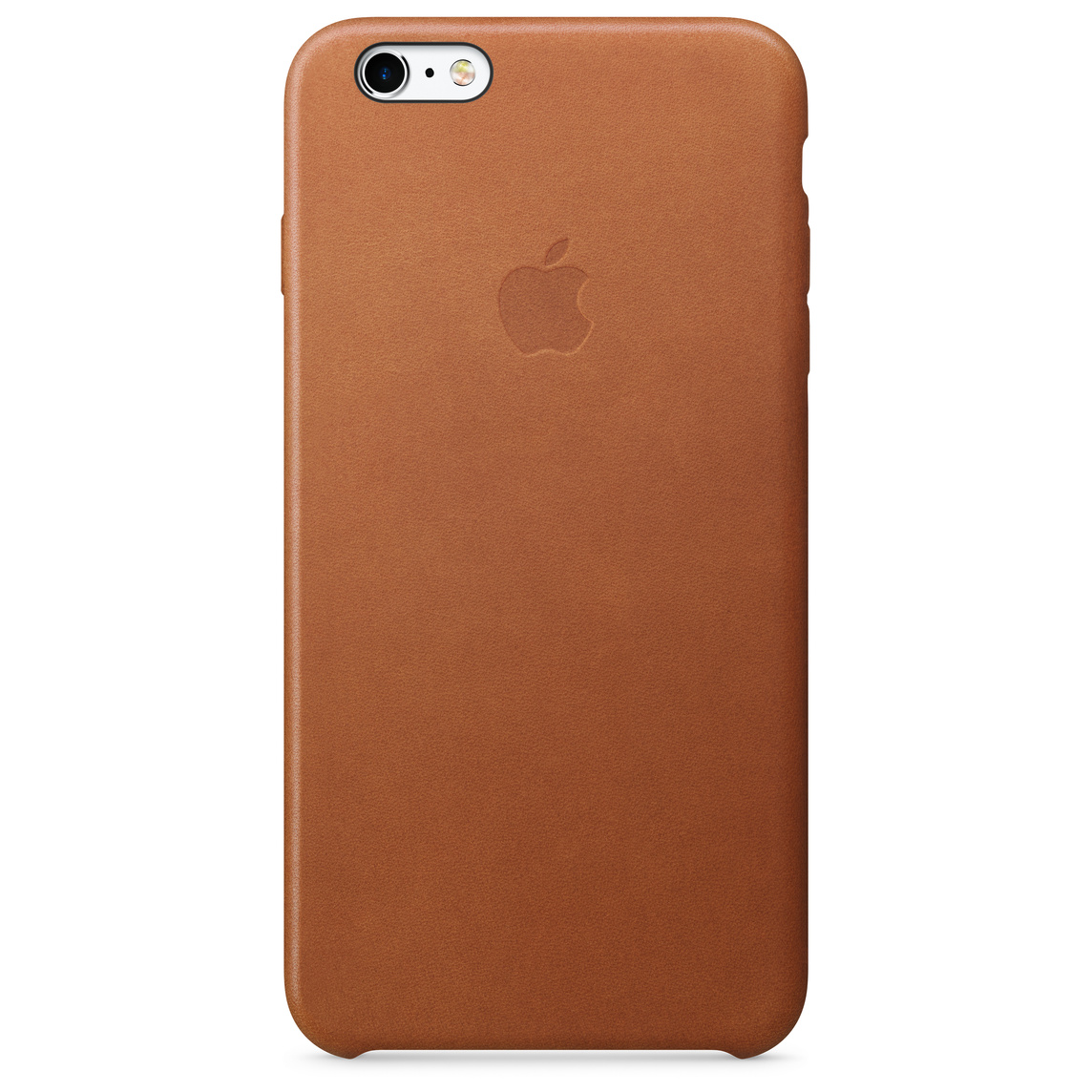 the best attitude 1dd83 a70d0 iPhone 6 Plus / 6s Plus Leather Case - Saddle Brown