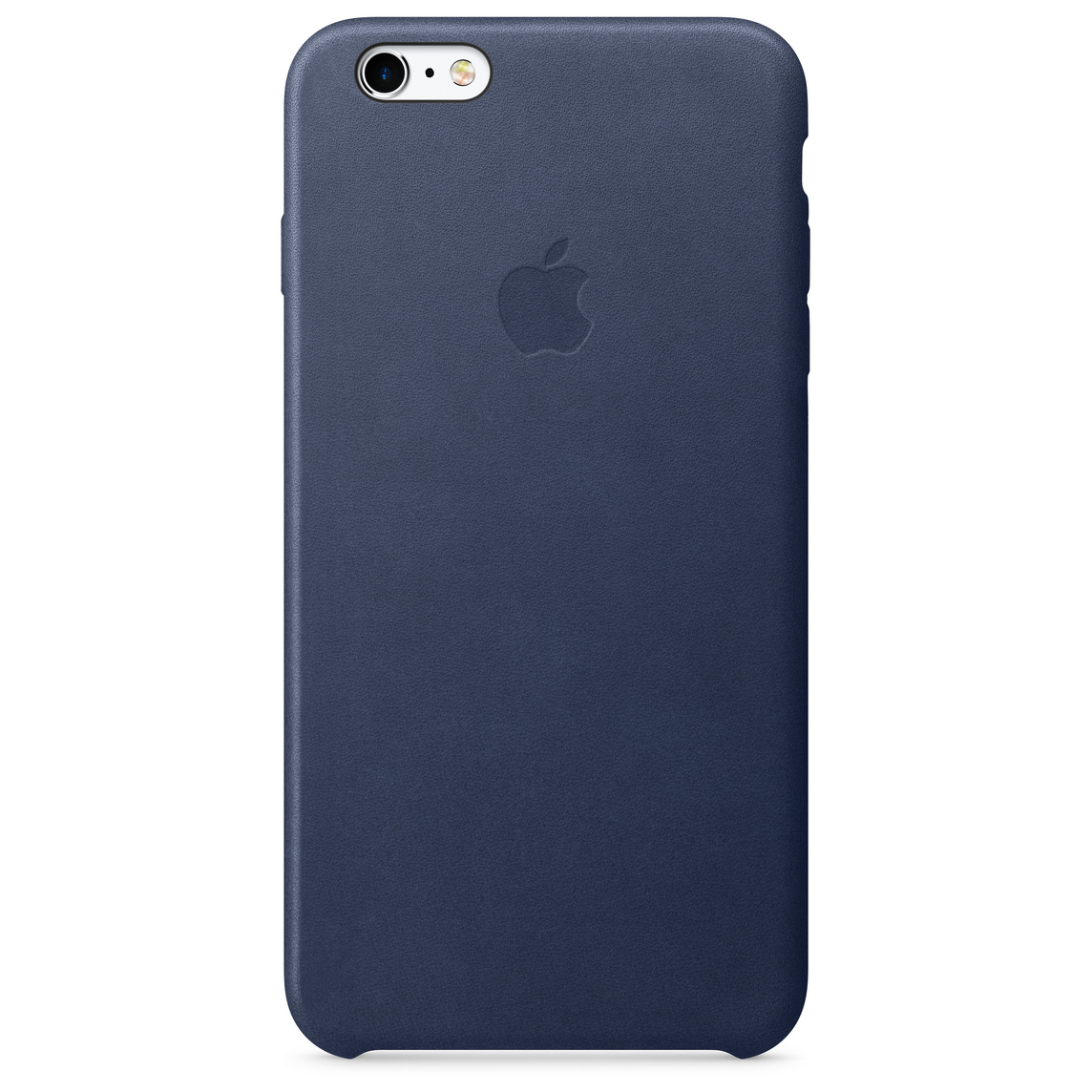 newest 3a25d 63043 iPhone 6 Plus / 6s Plus Leather Case - Midnight Blue