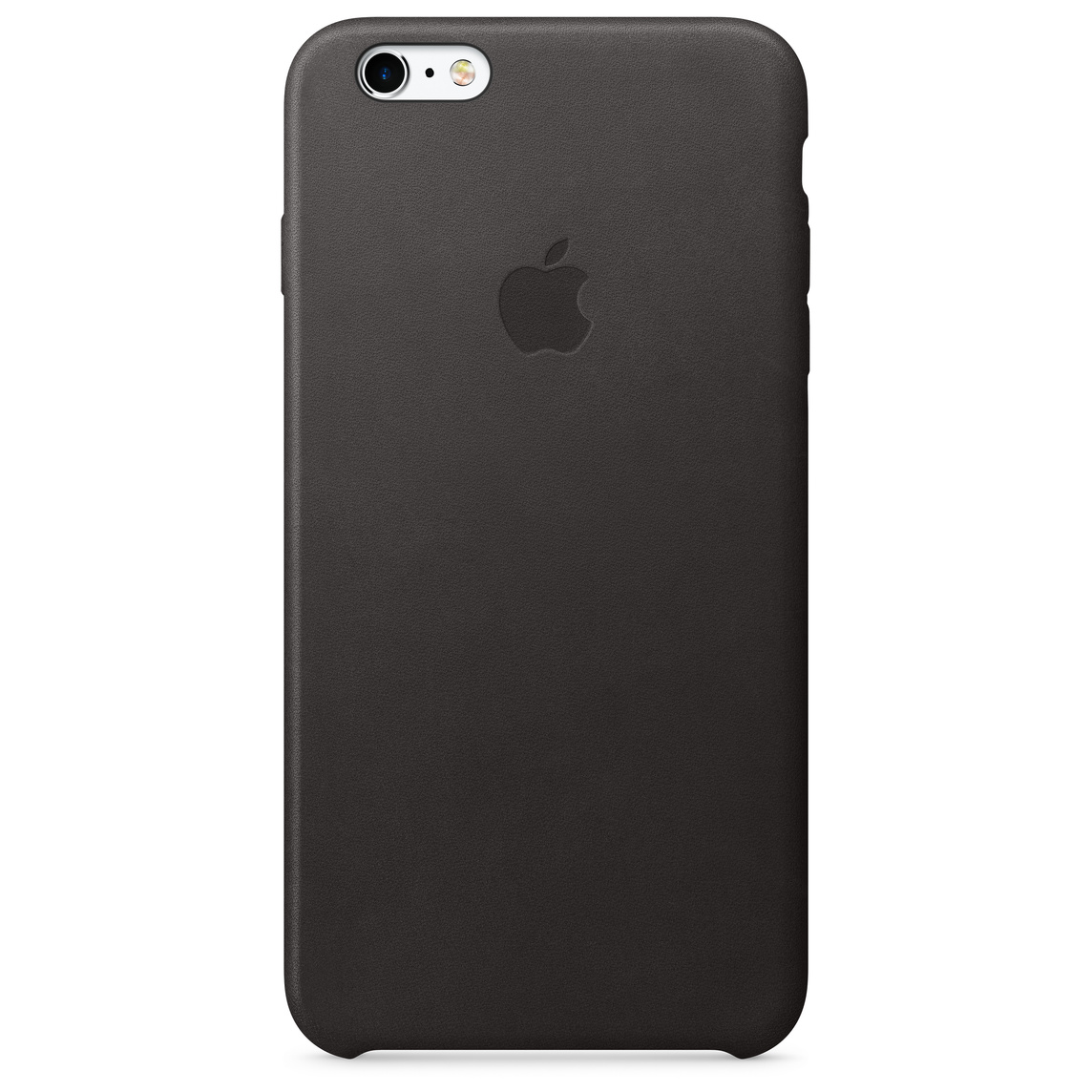 outlet store sale e4666 8a7d1 iPhone 6 Plus / 6s Plus Leather Case - Black