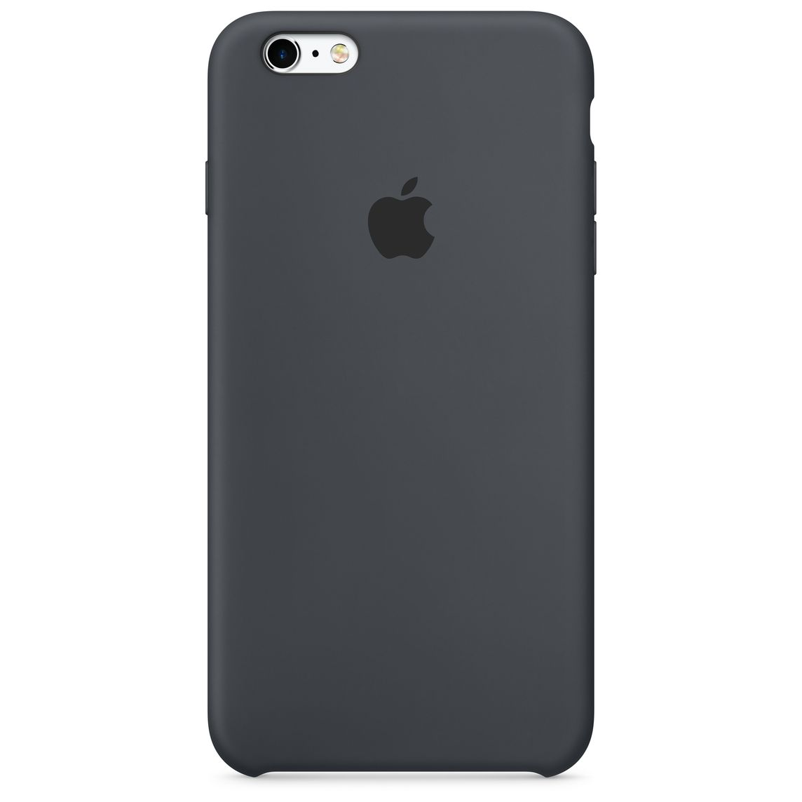 best website 71643 15dbb iPhone 6 Plus / 6s Plus Silicone Case - Charcoal Gray