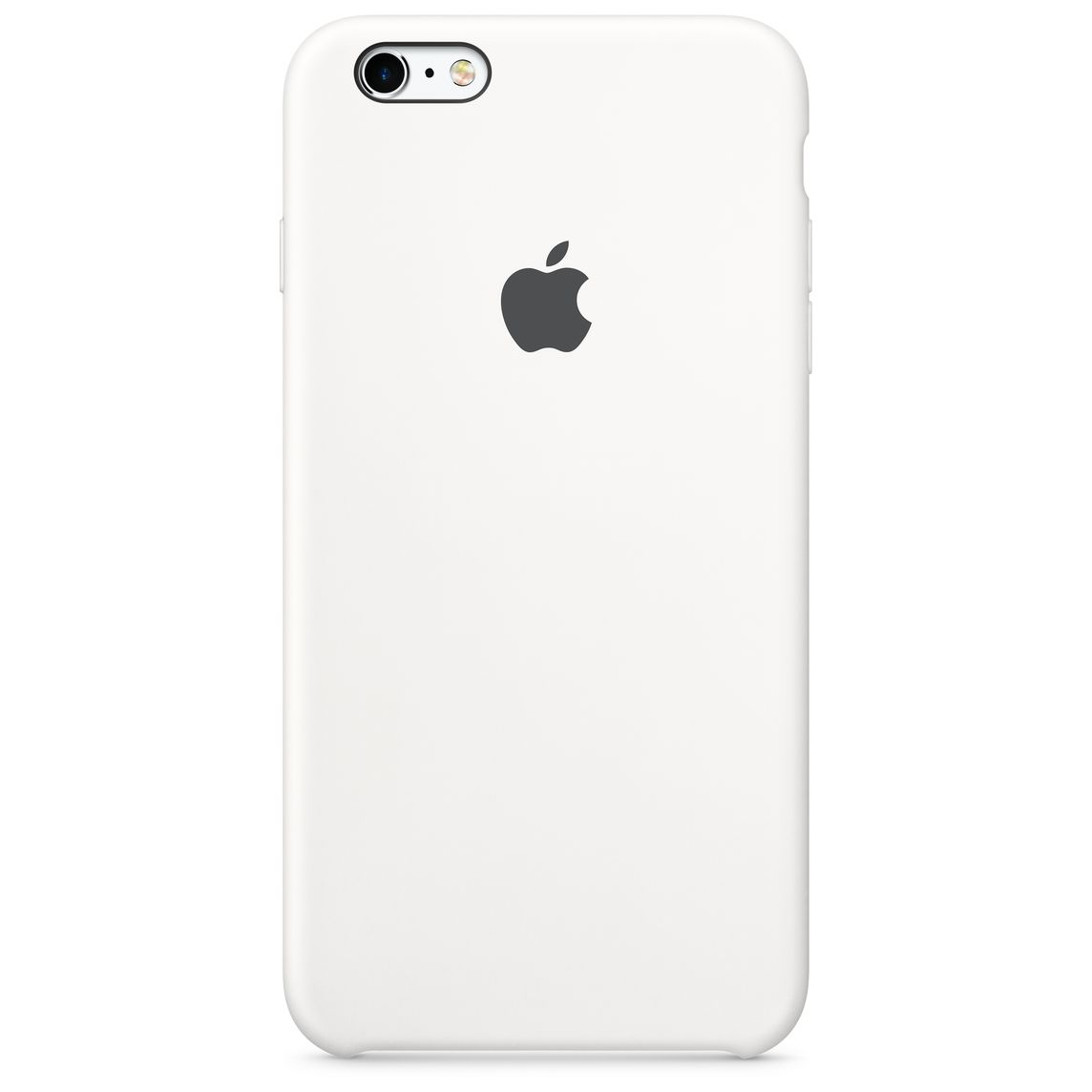 finest selection 46a74 3f540 iPhone 6 Plus / 6s Plus Silicone Case - White