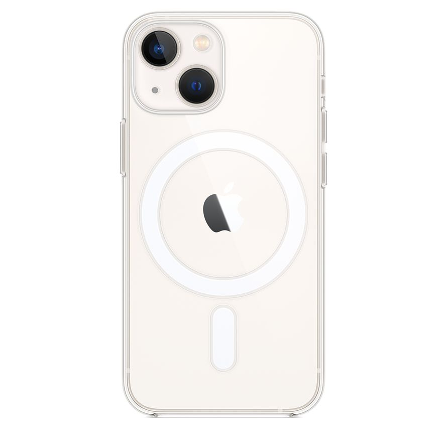 Clear Case for iPhone 13 Mini