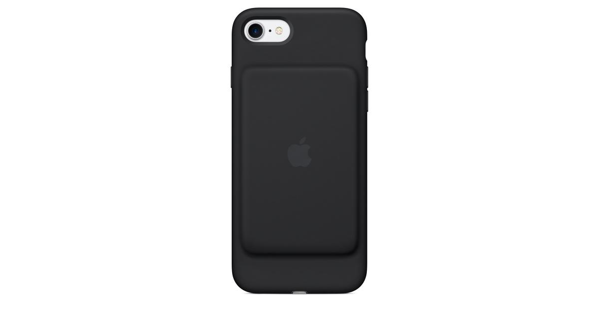 iPhone 7 Smart Battery Case - Black - Apple