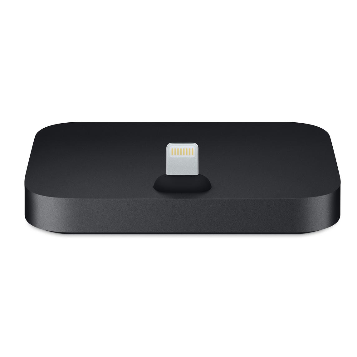 the best attitude dedec 0c45e iPhone Lightning Dock - Black