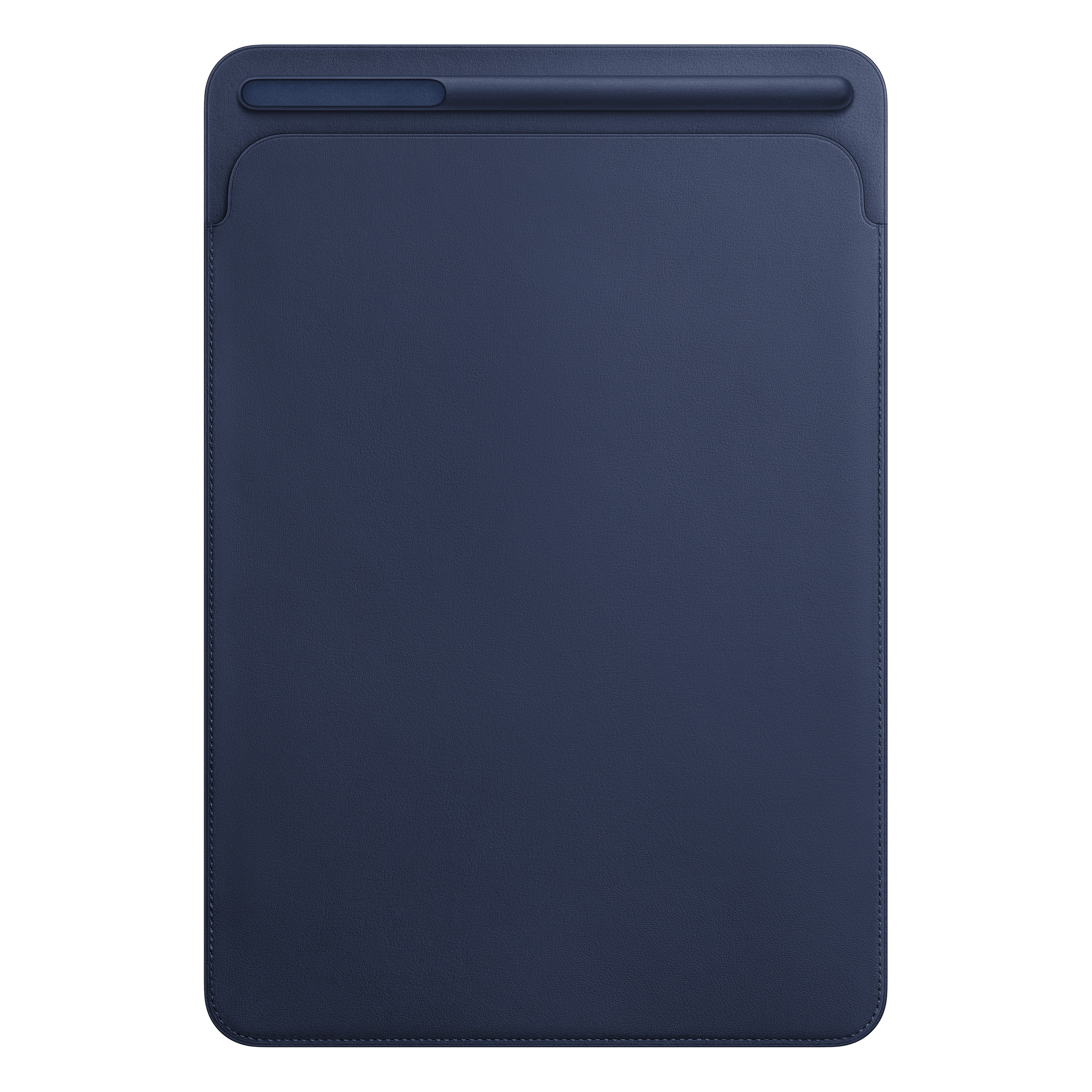 new arrival 8c4d8 c1e8f Leather Sleeve for 10.5‑inch iPad Pro - Midnight Blue