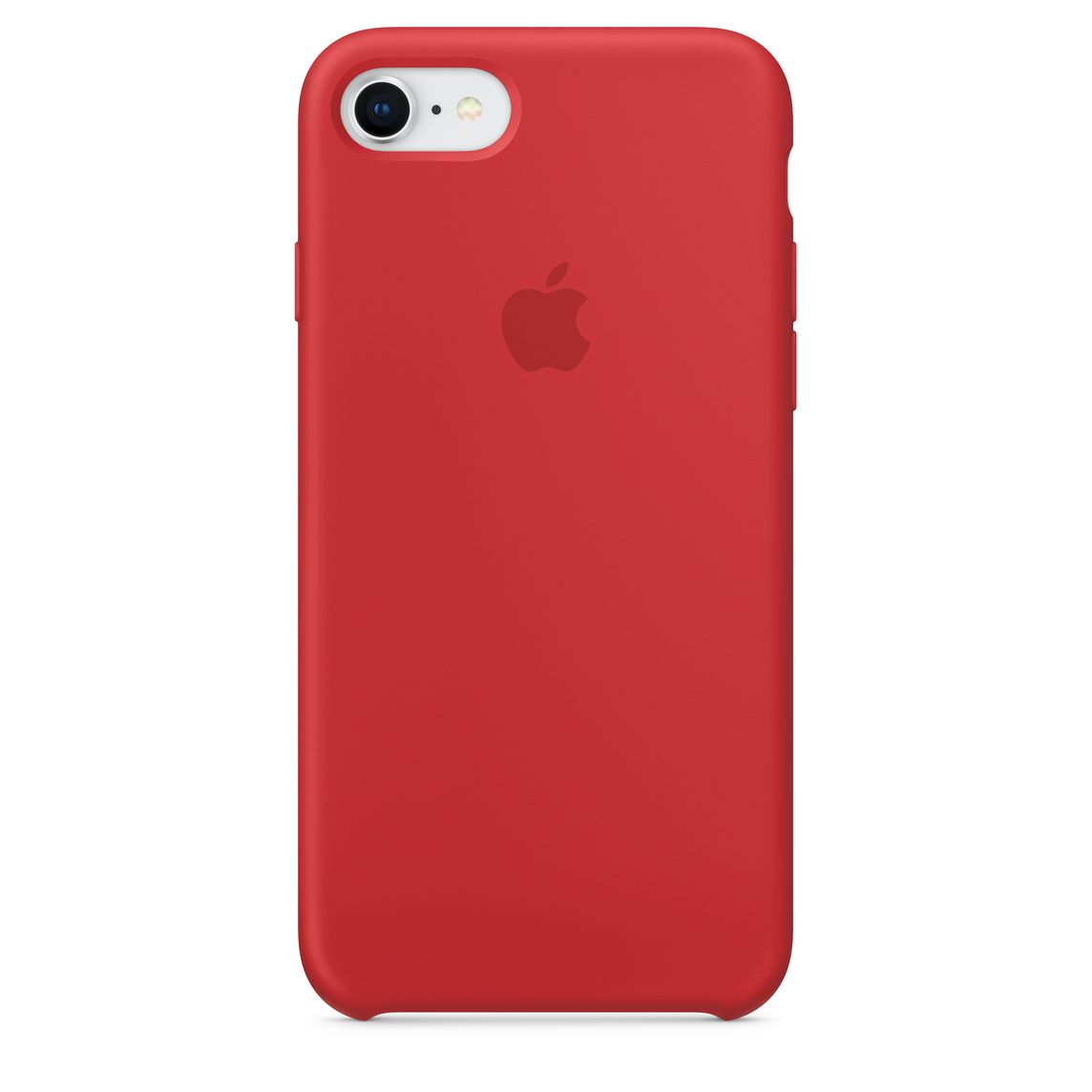 premium selection df2b5 c2113 iPhone 8 / 7 Silicone Case - (PRODUCT)RED