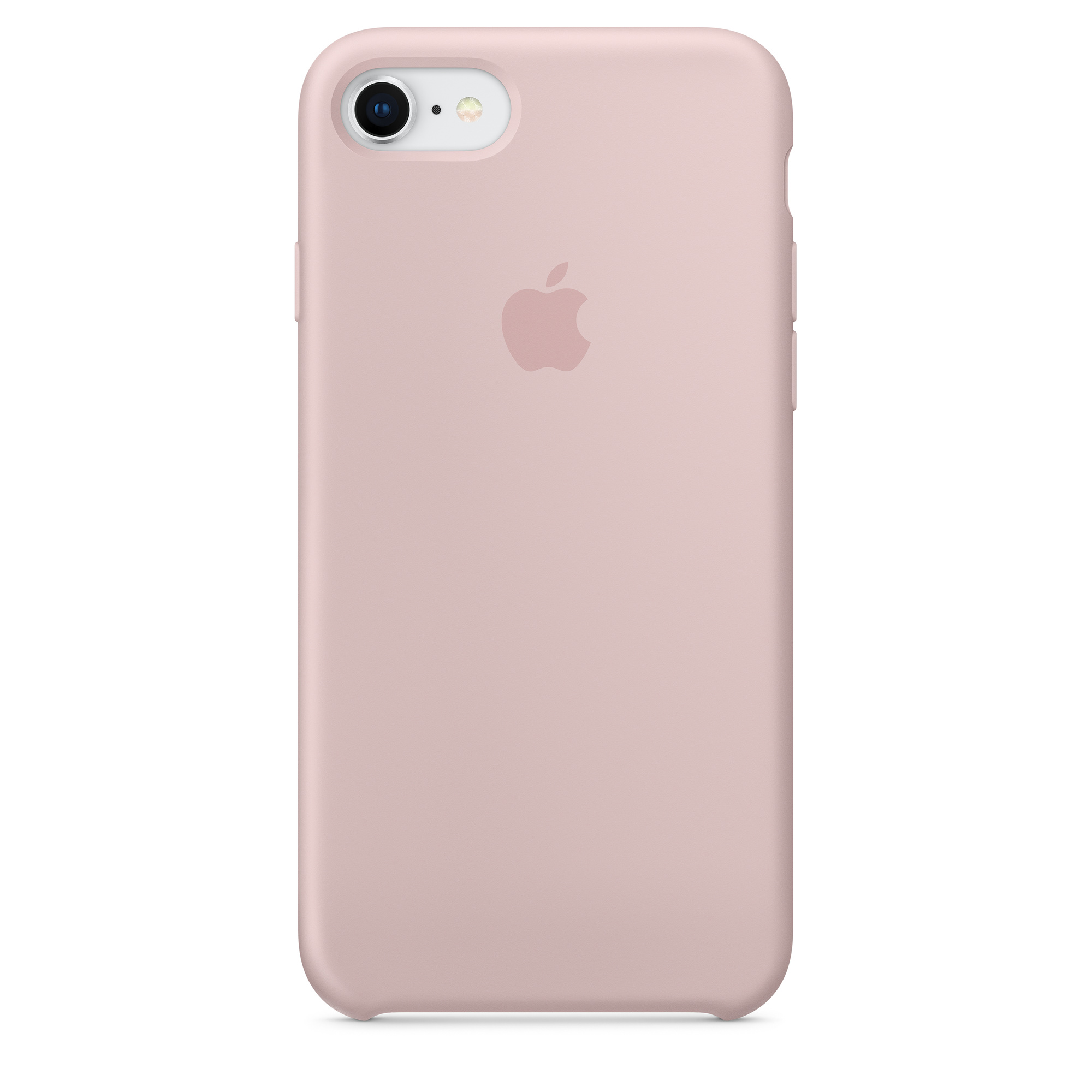 reputable site f0521 42408 iPhone 8 / 7 Silicone Case - Pink Sand