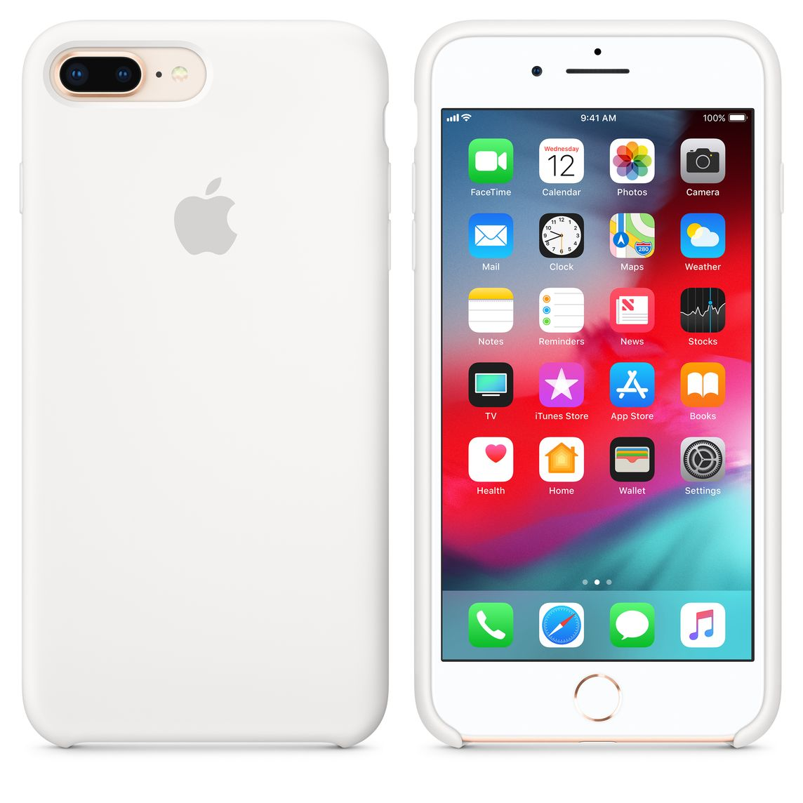 apple iphone 8 case white